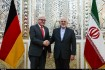 Iran's Zarif meets German counterpart in Tehran