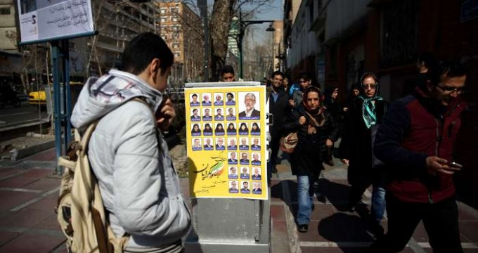 Official electoral campaigns begin in Tehran
