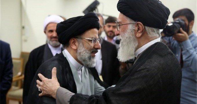 SL appoints Raeisi as the new chief custodian of Astan Quds Razavi