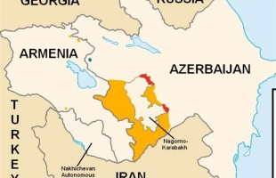 Mortar Shells from Nagorno-Karabakh Conflict Hit Northeastern Iran