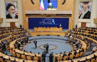 Rouhani attends City and Village Councils ceremony
