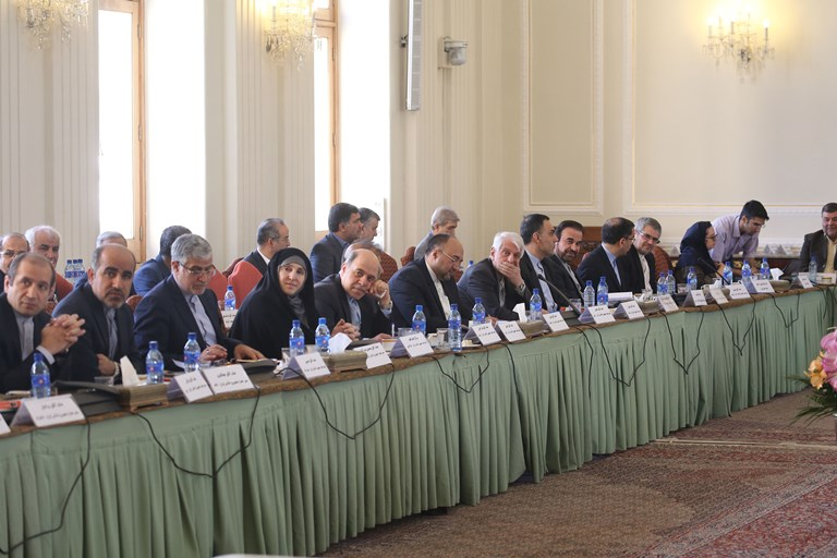 """Conference on JCPOA and Resistance Economy, Opportunities and Capacities"" (10)"