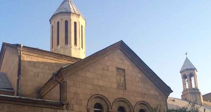 Church of Holy Mary in Tehran