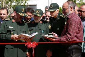 Iran unveils new defense achievements