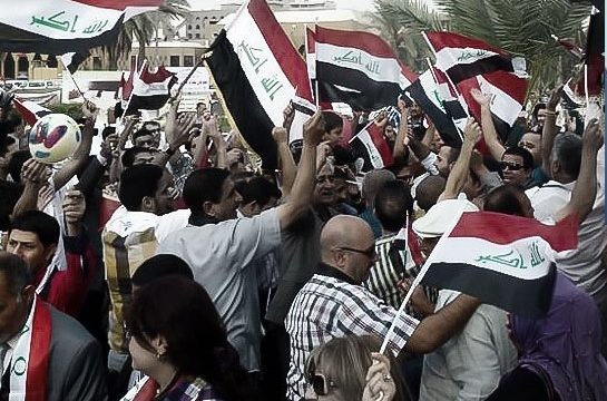 Not wise to storm parliament in this difficult time: Iraqi ...