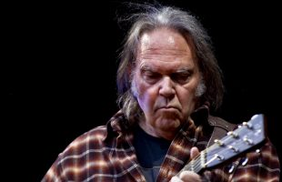 Legendary Rocker Neil Young