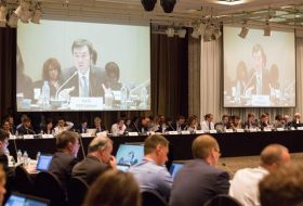 Financial Action Task Force (FATF) meeting in Busan, South Korea