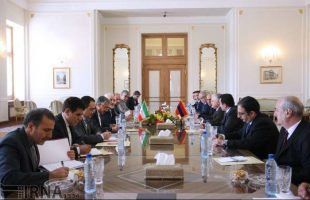 Iran, Armenia FMs meet in Tehran
