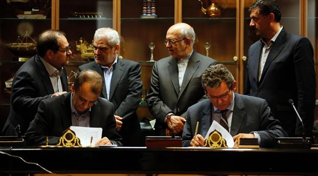 PSA signs JV deal with Iran Khodro