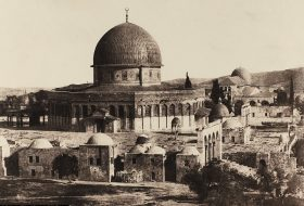 PICS: 1,000 Black and White Photos of Quds City Never Seen Before Sold £1 Million
