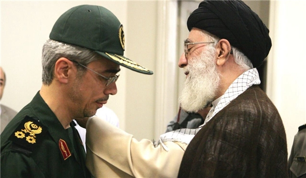 SL appoints new Iranian Armed Forces chief of staff
