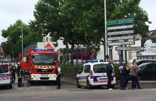 Hostage crisis in France's northern region of Normandy