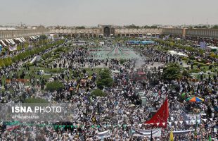 Intl. Quds Day rallies across Iran