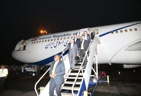 Iran's Zarif arrives in Ghana in 2nd leg of his African tour (11)