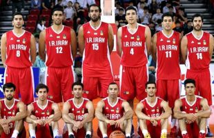 Iranian national men's basketball team