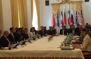 JCPOA meeting in Vienna
