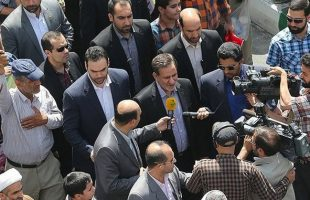 Jahangiri in Quds Day rallies