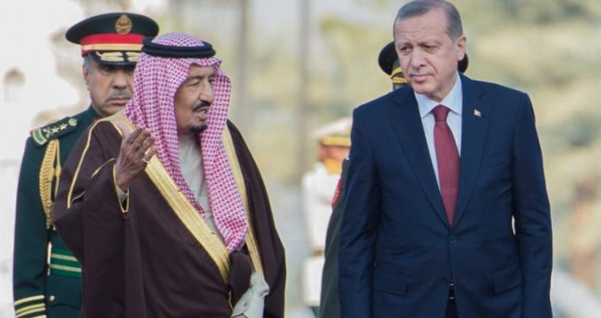 King Salman & Erdogan