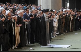 SL leads Tehran Eid al-Fitr prayers