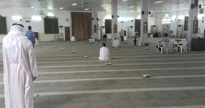Bahrainis Barred from Friday Prayers