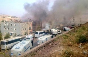 Blast at Turkey's Sirnak