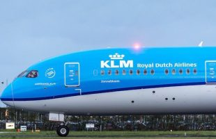 Dutch Airline KLM