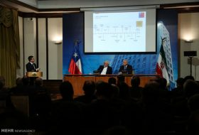 Iran, Chile joint economic session (6)