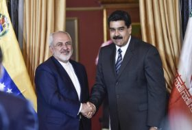 Zarif's meetings in Venezuela  (7)