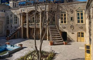 Darugheh House in Mashhad