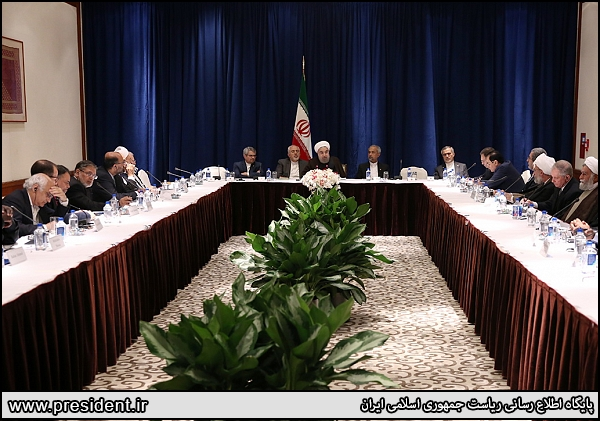 rouhani-meets-leaders-of-muslims-communities-of-the-us