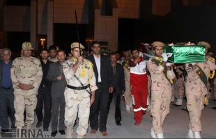bodies-of-iranian-martyrs-of-kirkuk-blast-arrive-home