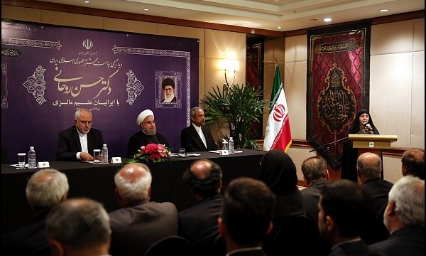 rouhani-meets-iranians-residing-in-malaysia