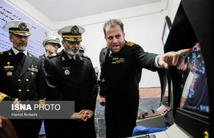 The Iranian Navy has unveiled new domestic achievements in another display of the country's naval defense capabilities. Attended by Iranian Army's Lieutenant Commander Brigadier General Abdolrahim Mousavi, the ceremony to unveil Navy's new achievements was held at Research and Self-Sufficiency Organization of the Iranian Army on Tuesday morning.