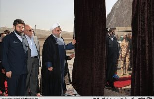 rouhani-unveils-three-oil-projects