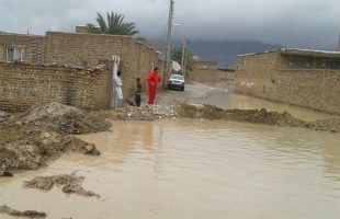 Flood in Sistan and Balouchestan