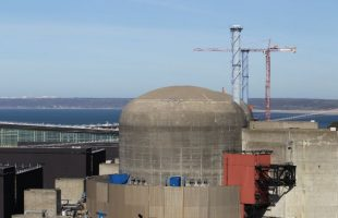 France Flamanville nuclear power plant