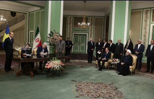 Iran & Sweden sign 5 MoUs