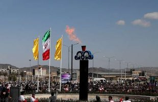 Rouhani launches major gas pipeline project in Sistan & Balouchestan