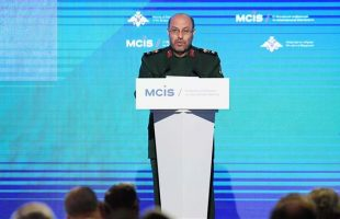 Dehqan at Moscow Security Conf.