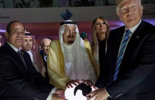 Trump in Saudi Arabia