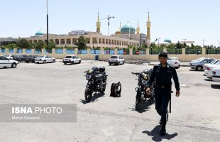 Imam Khomeini shrine attack