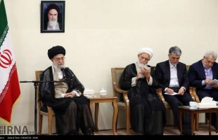 SL meets cultural officials of Yazd and Hamedan provinces