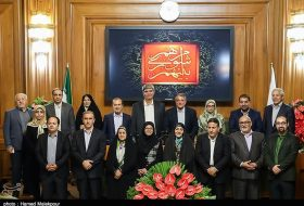 Tehran new city council holds 1st session