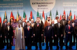 OIC extraordinary Summit kicks off in Istanbul