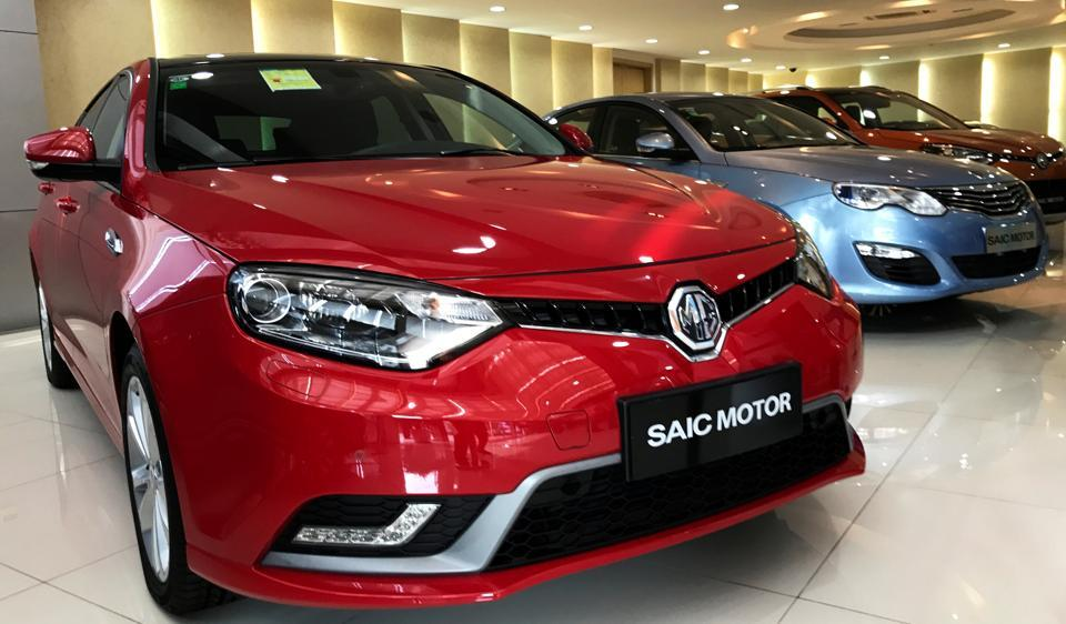 China S Saic Motor To Stay In Iran