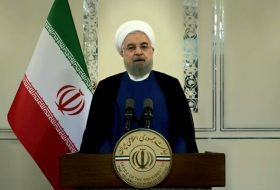 Iran's president Rouhani